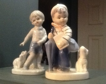 Set of 2 Vintage Napco Collectibles~ Ships FAST & FREE!