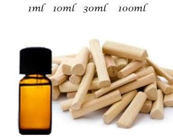 Sandalwood  Absolute  Essential Oil. 100%Undiluted Therapeutic Grade.Aromatherapy. Massage.