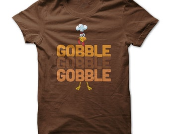 GOBBLE THANKSGIVING TURKEY T-shirt.funny turkey thanks giving t-shirt,turkey thanksgiving t-shirt,thanksgiving gift t-shirt,funny t-shirt