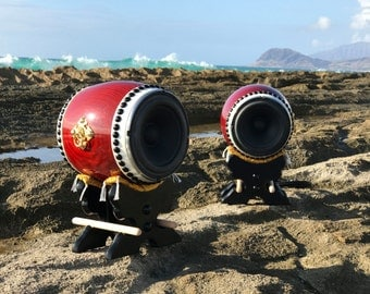 Tyrant Audio - Taiko Drum Speakers