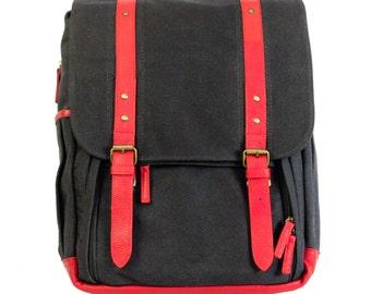 Camera Backpack/ Canvas Backpack / Camera Bag