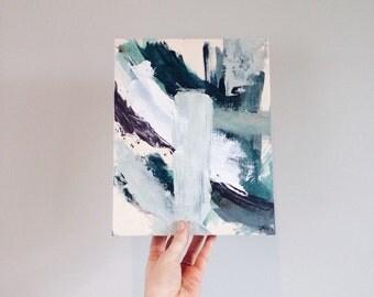 Blue Studies 1/8