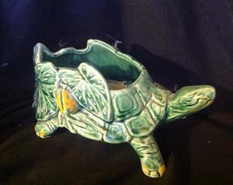 McCoy frog planter