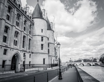 Paris Architecture, Paris Photography, Architecture Art, Fine Art Photography, Gray Wall Art, French Home Decor, Paris Print
