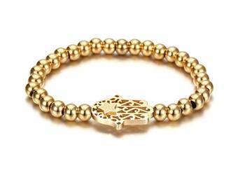 Hamsa Hand - Hand of God Bracelet