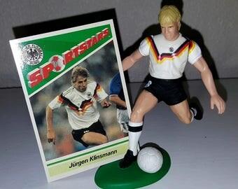 Jurgen Klinsmann Soccer Figure