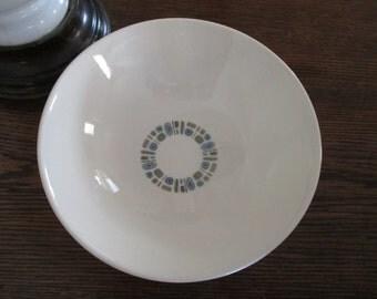 "Canonsburg Temporama 9"" Vegetable Dish, A Dura-Gloss Decoration, Mid Century Modern, Atomic Age"