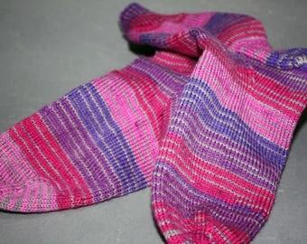 Men's hand made socks