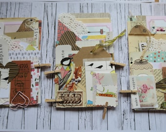 25+ Mini Happy Paper Pack