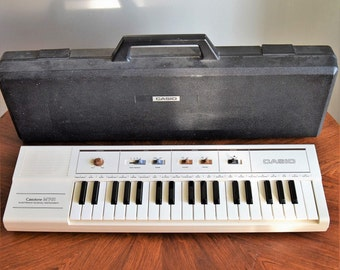 Casiotone MT-31 Keyboard 1982 Rare VGC