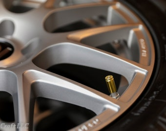 Bullet Valve Stem Caps for Fathers Day | Gifts for Gun Lovers | Hunters | Gifts for guys | Trucks | Ammo | Car Accessories