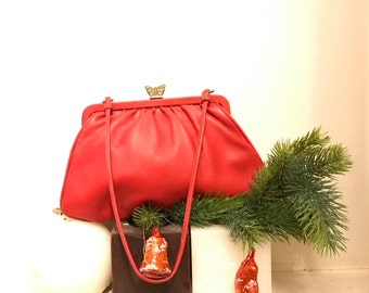1980 Marc Jacobs Leather Butterfly Bag