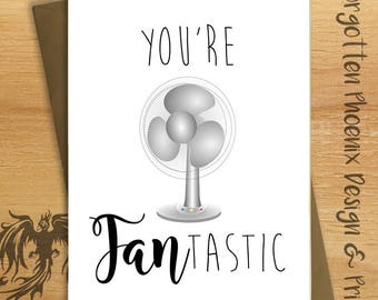 Handmade Greetings Card -  Funny Card Birthday