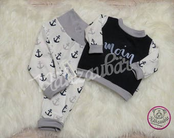 "Baby set ""Moin"" 68 ready for shipment"
