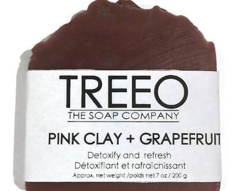 RED CLAY + GRAPEFRUIT