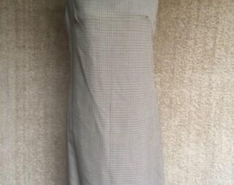 Handmade Tweed Shift Dress