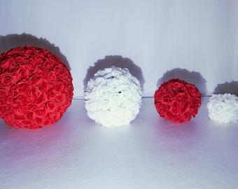 Ball of flowers 20cm