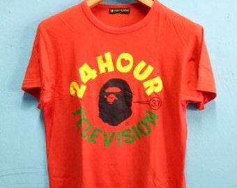 Vintage T-Shirt  24 Hour  Television 30