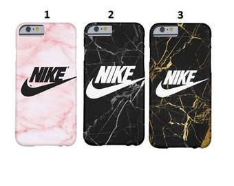 pink marble nike iPHONE CASE iphone 7 7plus iphone 4s 5 5C 5s 6 6s 6plus samsung s5 s6 s7 s6 edge s7 edge iphone 7 samsung s6 samsung s7 s5