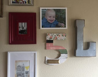 No. 5 baseboard wall hanging