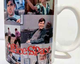 office space coffee mug.  coffee office space coffee cup funny tps reports red stapler milton damn throughout coffee mug f
