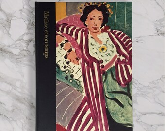 Matisse Et Son Temps Coffee Table Book