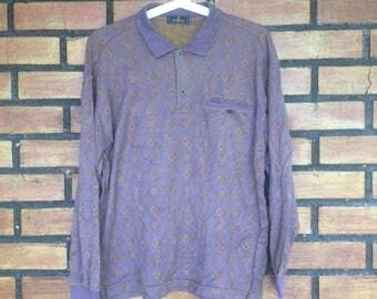 Sale Sale Sale ZANOBETTI Shirt Italy long sleeve