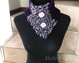 cowl, scarf