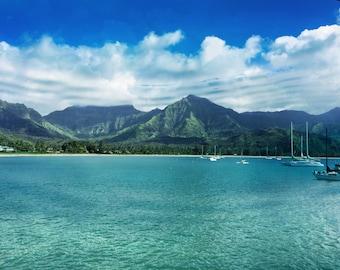 Kauai, Hawaii - Instant Download