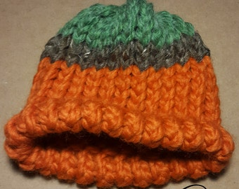 Knitted Baby Toque