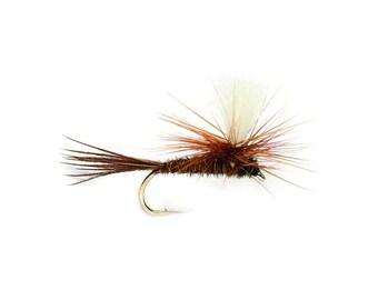 Fishing Flies - 3 Pheasant Tail Parachute - Sizes 14, 16, 18