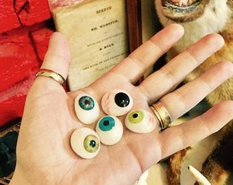 Imported Acrylic Prosthetic Eyes