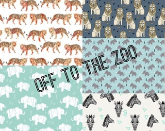 Off to the Zoo Part 2 Five Pack or Pick Bibdana