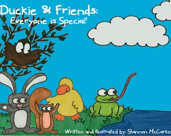 Duckie & Friends: Everyone is Special!