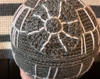 Made To Order Death Star Pillow