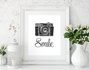 SMILE - 8x10 Digital Download