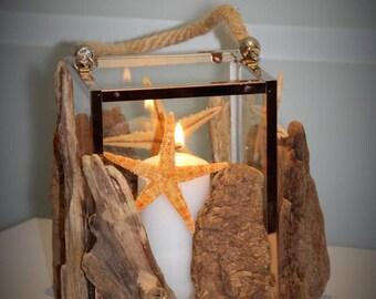 """Beautiful maritimes Lantern """"Starfish"""" 2"""