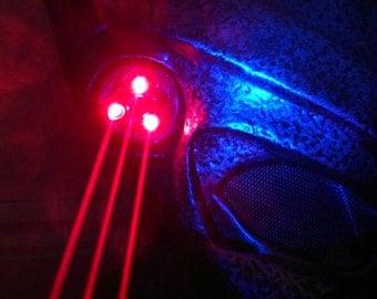 Tri-Laser for Predator bio helmet mask Aliens AVP prop replica