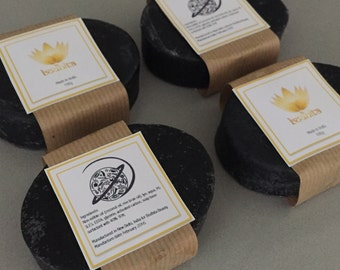 Ether soap - activated charcoal
