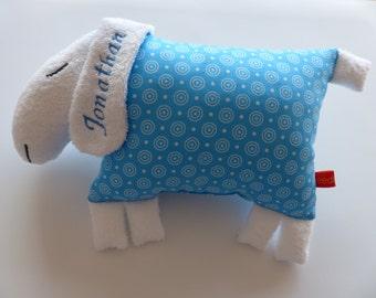 Pillow sheep Frieda for children