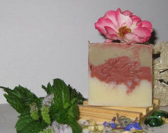 SOAP, skin Acneique mixed.