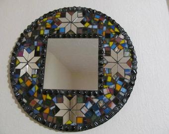 Mosaic Handmade Mirror