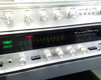 Sansui 5000A Solid State Stereo Receiver