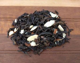 Almond Oolong Organic Loose Leaf Tea