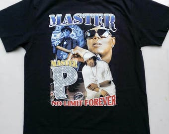 Master P No Limit Forever T shirt Vintage Inspired