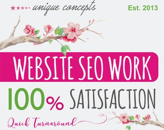 SEO for Website, SEO for Wordpress Website, SEO Help, Seo, Search Engine Optimization, Increase Google Ranking, Increase Website Traffic