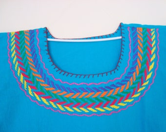 mexican blouse mexican blanket