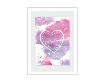 "Print/print ""Heart"""