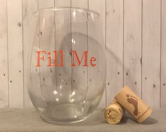 Gifts for her, birthday gifts for her, funny birthday gift,  funny wine glasses