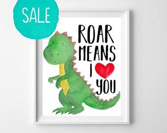 Dinosaur Prints (4)